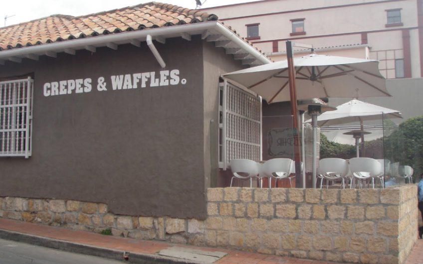 Crepes & Waffles Usaquén
