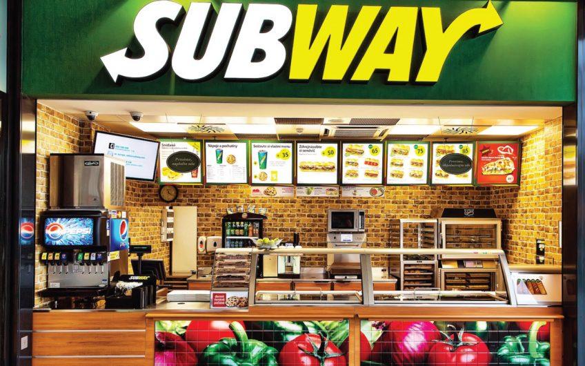 Subway Cedritos